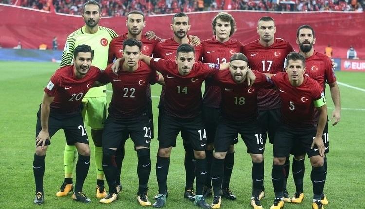 MilliTakım'da kadrodan çıkarılan futbolcular