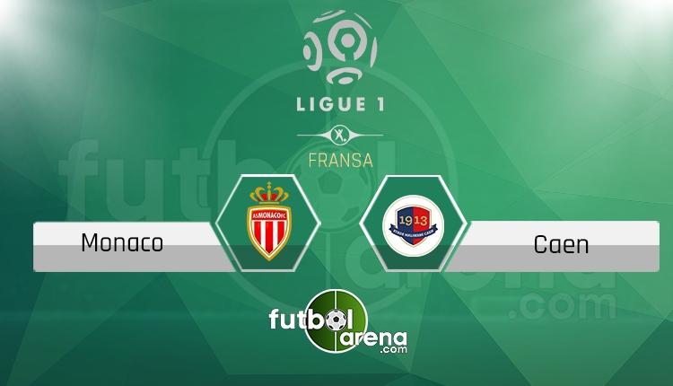 Monaco Caen canlı skor, maç sonucu - Maç hangi kanalda?