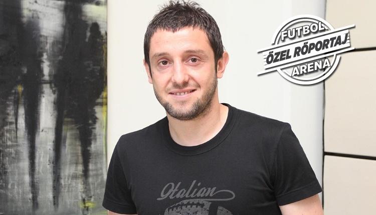 Nihat Kahveci'den FutbolArena'ya Arda Turan açıklaması
