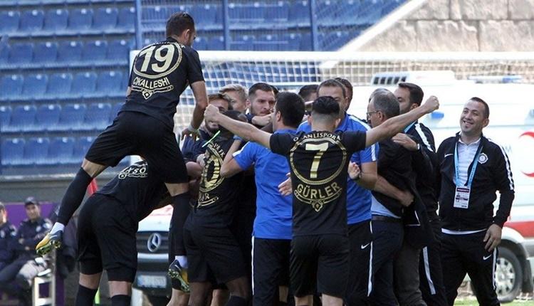 Osmanlıspor hazırlık için Antalya'ya gidecek