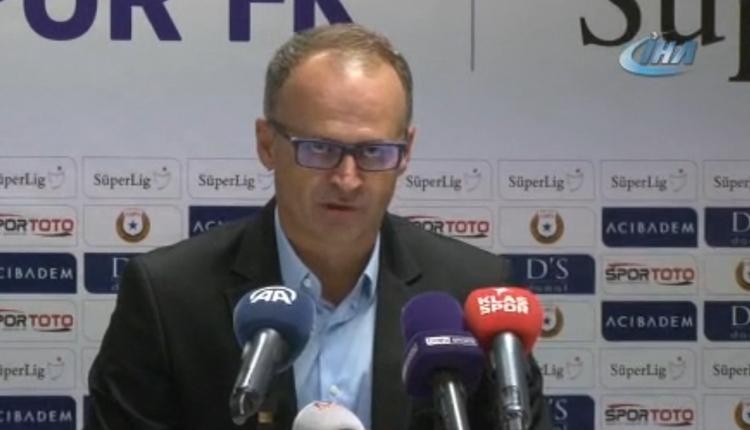 Osmanlıspor hocası İrfan Buz'dan Avrupa açıklaması