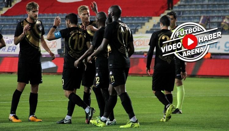 Osmanlıspor - Karagümrük maçı özeti ve golleri (İZLE)