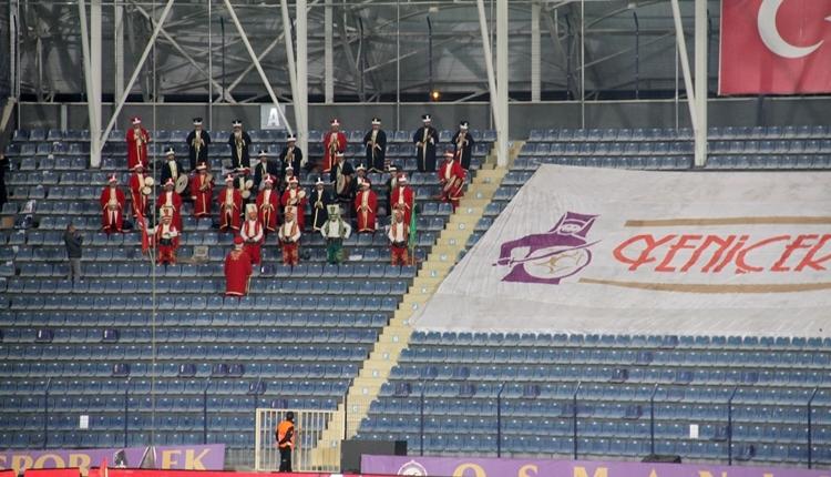 Osmanlıspor, Karagümrük maçında bir ilki yaşadı