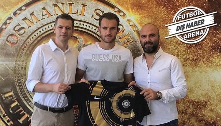Osmanlıspor'dan Cikalleshi'ye İtalyan ekibi talip!
