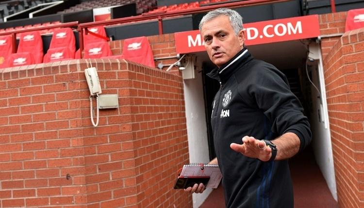 Portekiz'de Jose Mourinho'ya büyük jest