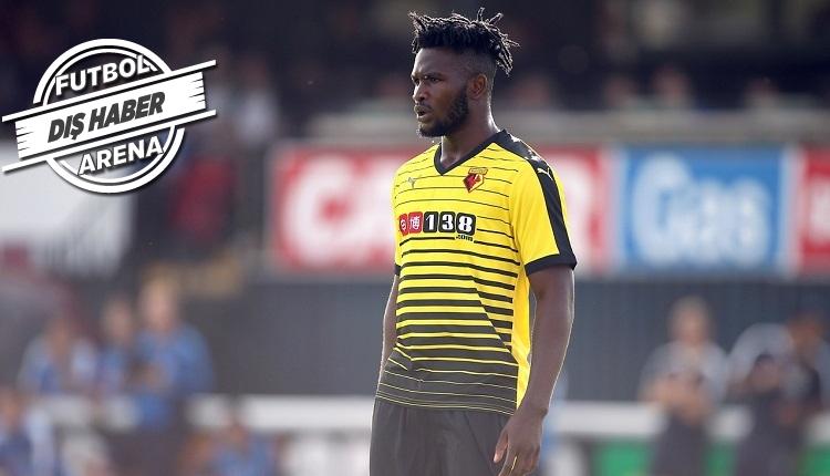 Premier Lig'de Watford'ün yıldızı Isaac fuhuş skandalına karıştı