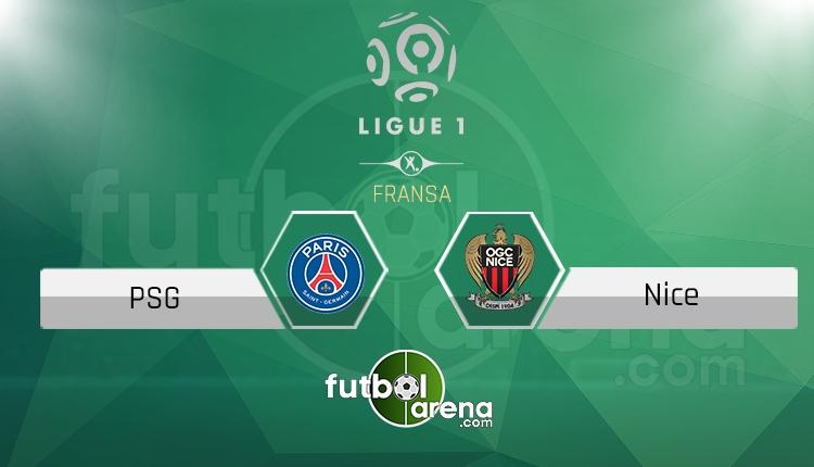 PSG - Nice canlı skor, maç sonucu - Maç hangi kanalda?