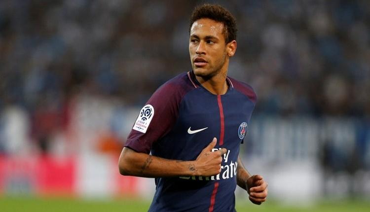 PSG'de Neymar'a 2 maç ceza