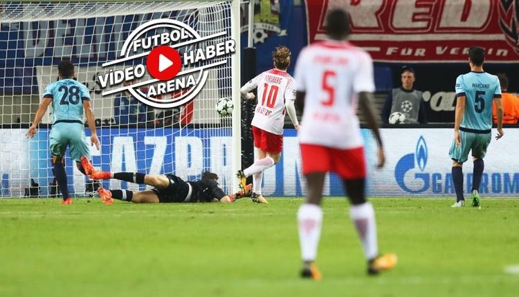 RB Leipzig 3-2 Porto maçı özeti ve golleri
