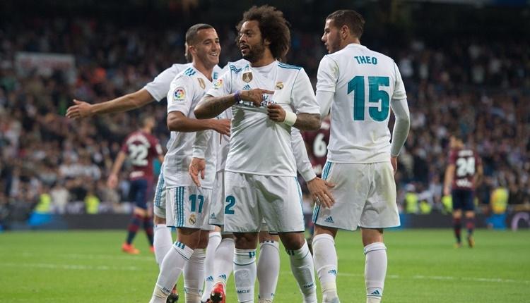 Real Madrid 3-0 Eibar maçı özeti ve golleri (İZLE)