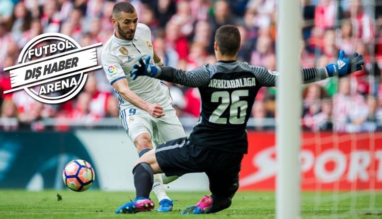 Real Madrid'te sürpriz kaleci transferi