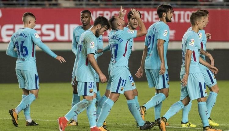 Real Murcia 0-3 Barcelona maç özeti ve golleri (İZLE)