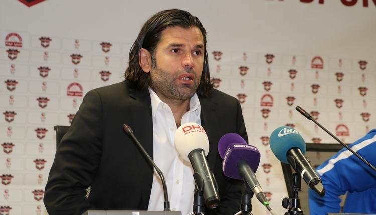 Rizespor'da İbrahim Üzülmez maç sonu patladı! 'Göndermemiz lazım'