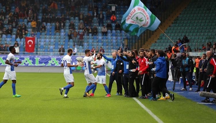 Rizespor'da İbrahim Üzülmez'den iddialı açıklamalar! 'Hedef belli'