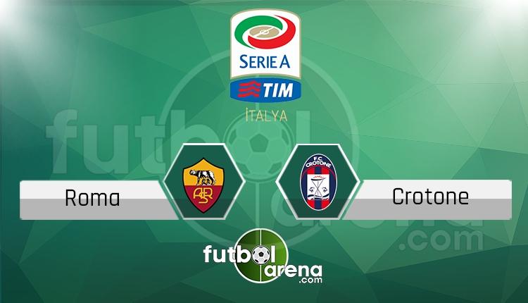 Roma Crotone canlı skor, maç sonucu - Maç hangi kanalda?