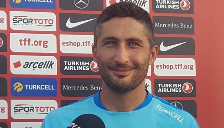 Sabri Sarıoğlu'dan milli takım açıklaması! 'Bekliyordum'