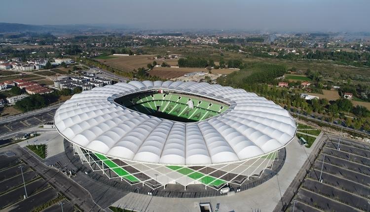 Sakaryaspor 150 Milyon TL'lik yeni stadını resmen açıyor