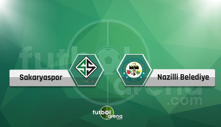Sakaryaspor - Nazilli Belediyespor canlı skor, maç sonucu - Maç hangi kanalda?