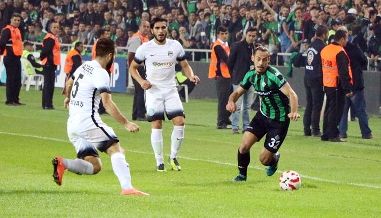 Sakaryaspor - Nazilli Belediyespor maçı kaç kaç bitti?
