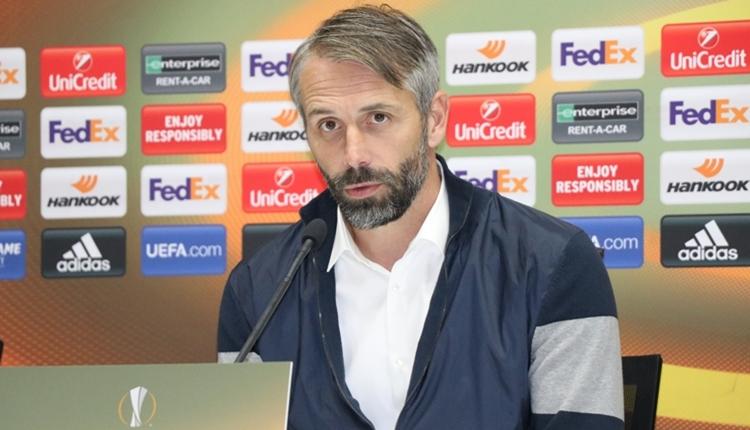 Salzburg'un hocasından Konyaspor maçı itirafı
