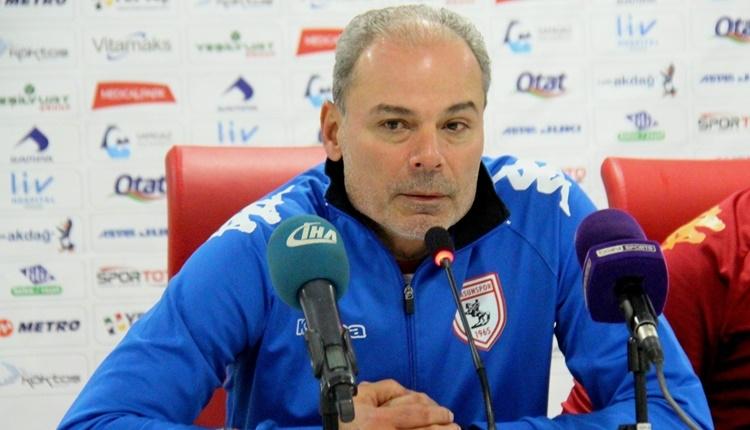Samsunspor'da Engin İpekoğlu galibiyetten memnun