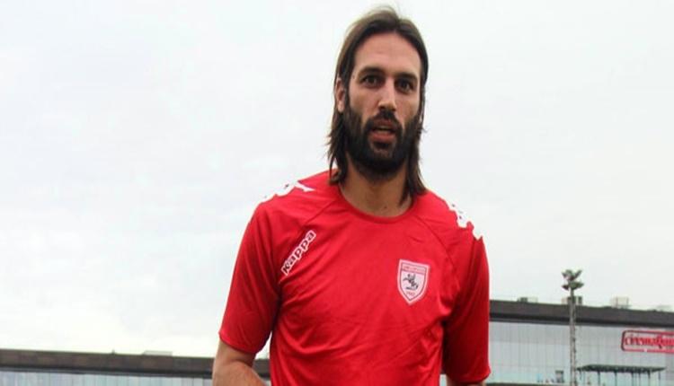 Samsunspor'da Samaras'tan asist sözü