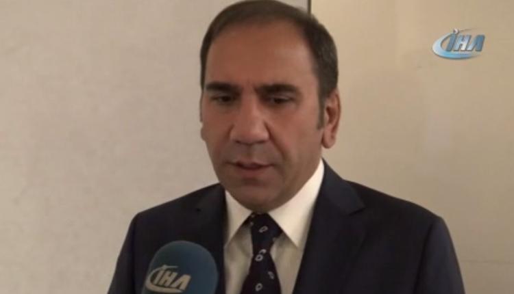 Sivasspor'da Mecnun Otyakmaz'dan yabancı sınırı tepkisi