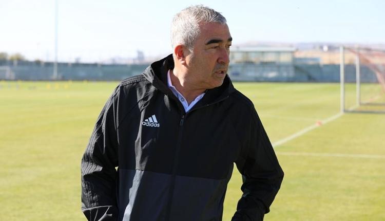 Sivasspor'da Samet Aybaba'dan Bursaspor'a mesaj