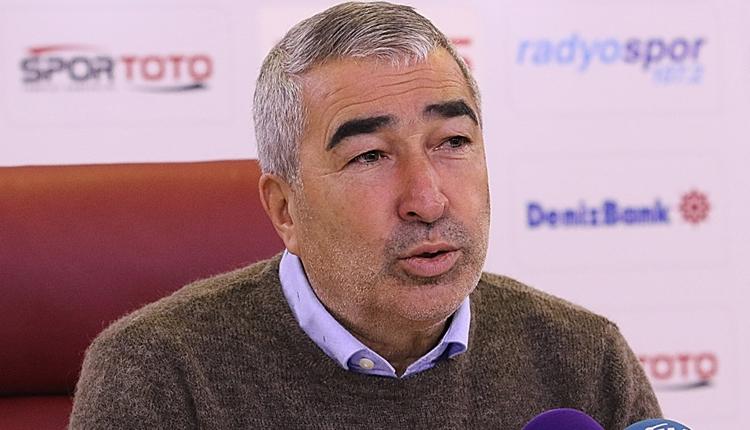Sivasspor'da Samet Aybaba'dan Karabükspor maçı itirafı