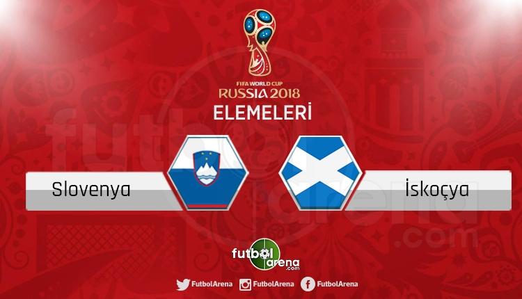 Slovenya İskoçya canlı skor, maç sonucu - Maç hangi kanalda?