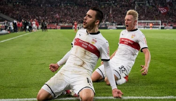 Stuttgart, Beck'in asistiyle kazandı! Köln'ü video hakem yaktı