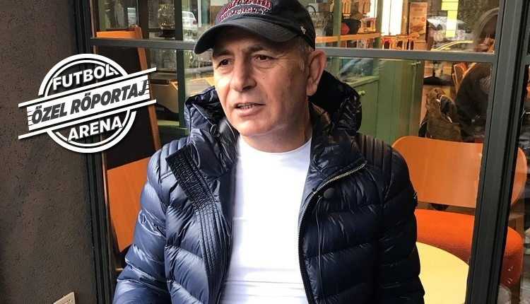 Süleyman Hurma'dan FutbolArena'ya özel açıklamalar