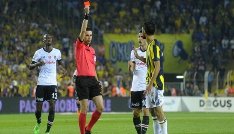 Süper Lig'de en çok kart gören takım Beşiktaş ve Fenerbahçe