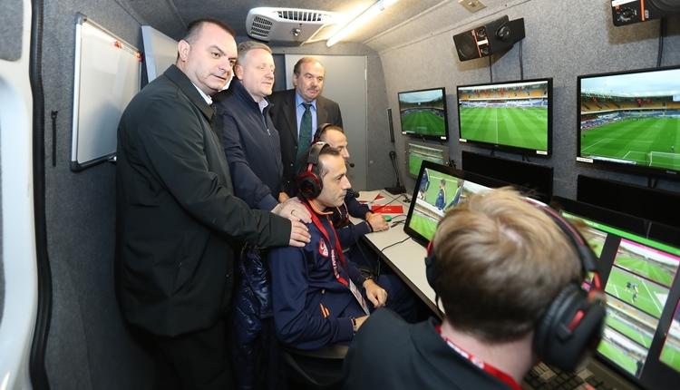 Süper Lig'de Video Hakem ilk kez uygulandı
