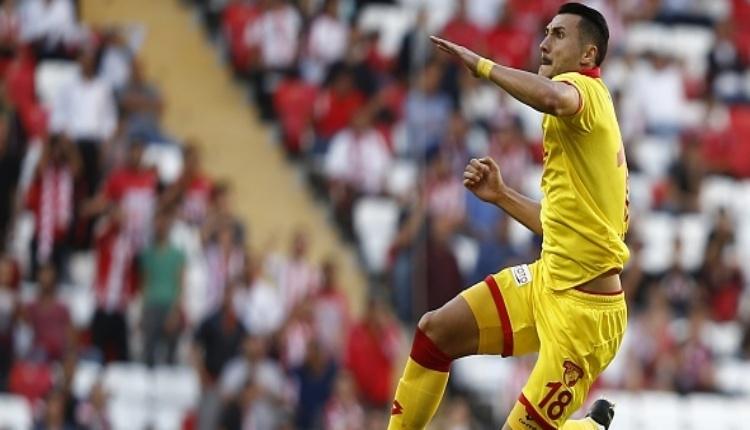 Süper Lig'e Göztepeli Adis Jahovic damgası