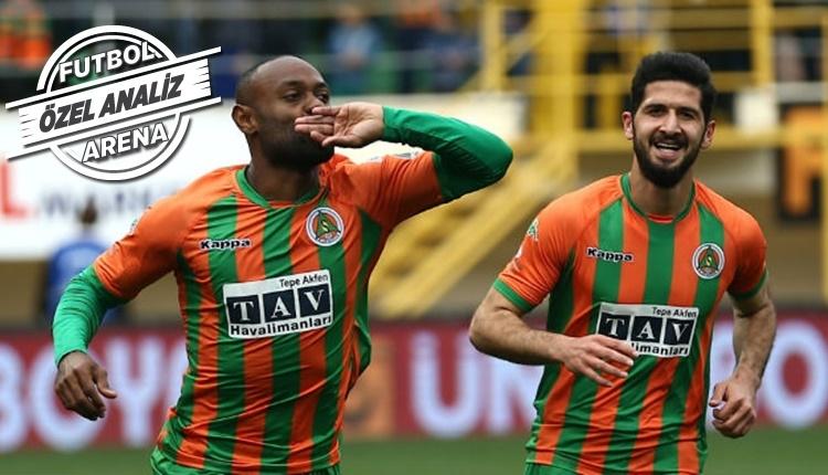 Süper Lig'in en iyi şut çeken futbolcuları