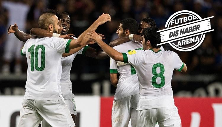 Suudi Arabistan'ın Dünya Kupası primi dudak uçuklattı