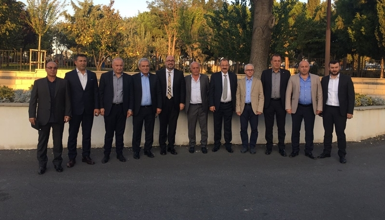 TFF 1. Lig Kulüpler Birliği yeni başkanı Mustafa Bozbağ