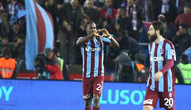 Trabzonspor attığı golle 11 takımı geride bıraktı