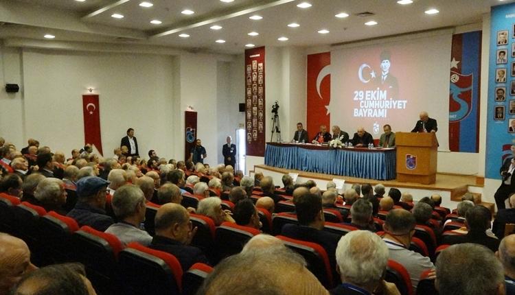 Trabzonspor divan kurulunda yönetime tepki!
