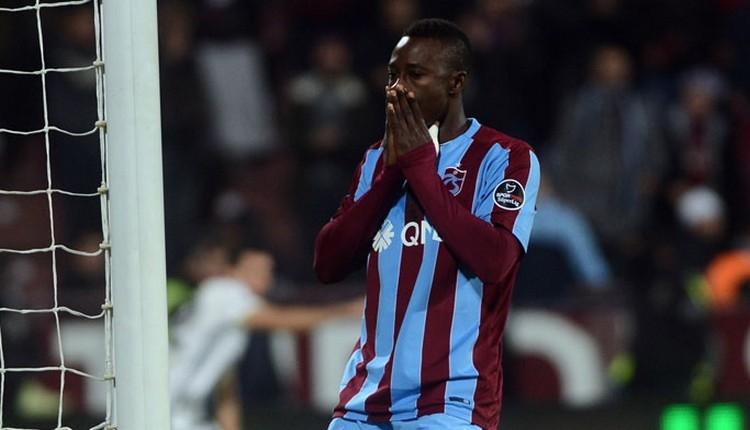 Trabzonspor'a Galatasaray öncesi Dame N'Doye şoku