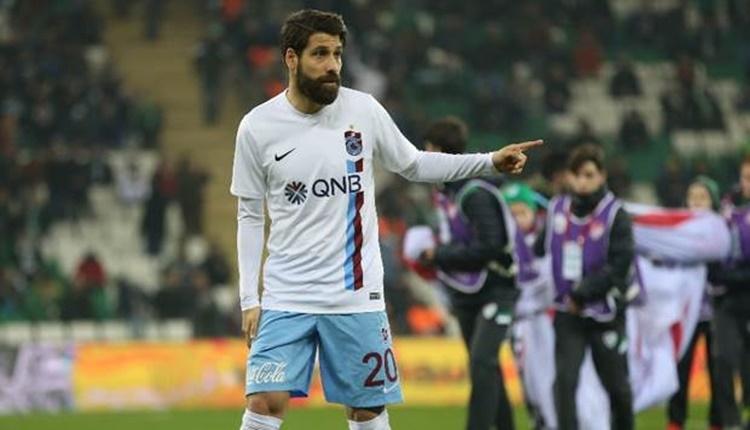 Trabzonspor'da 4 oyuncu sarı kart sınırında.