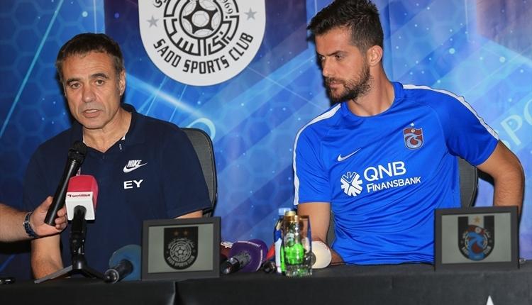 Trabzonspor'da Ersun Yanal'dan milli takım itirafı! 'Sürpriz değil'