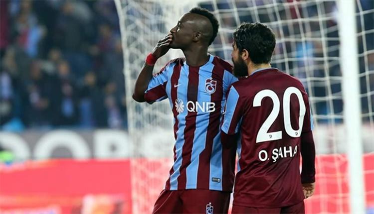 Trabzonspor'da golcü katkısı hasreti sona erdi