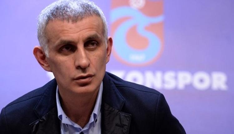 Trabzonspor'da İbrahim Hacıosmanoğlu başkanlığa aday