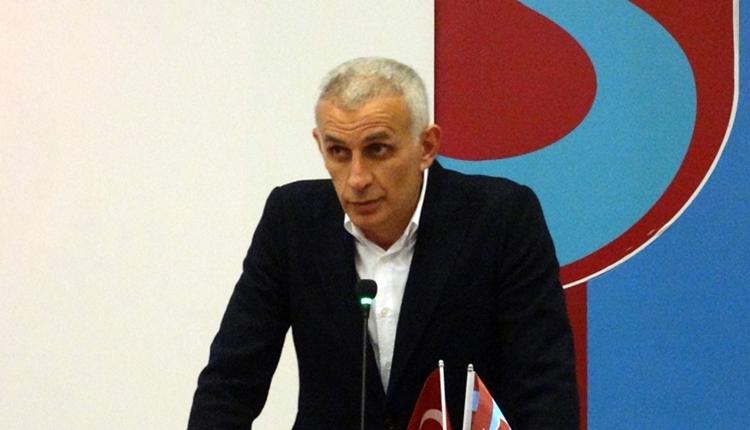 Trabzonspor'da İbrahim Hacıosmaoğlu'dan Muharrem Usta'ya olay sözler