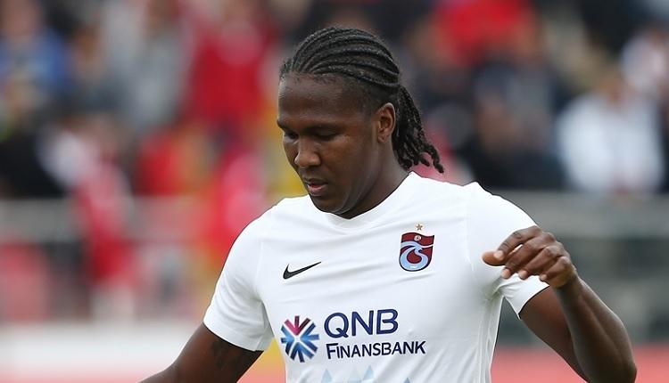 Trabzonspor'da Rodallega'dan flaş kırmızı kart sözleri: Irkçı söylem...