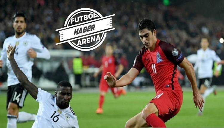 Trabzonsporlu Ramil Sheydaev'den Almanya'ya müthiş gol! (İZLE)