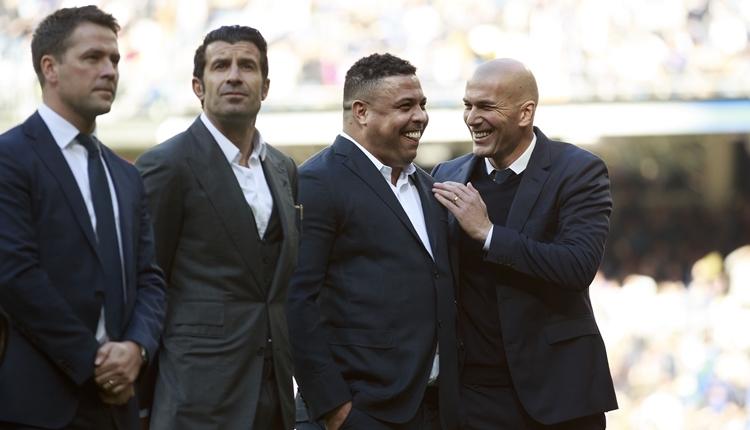 UEFA'dan Luis Figo sürprizi