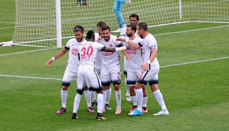 Ümraniyespor 2-1 Elazığspor maç özeti ve golleri